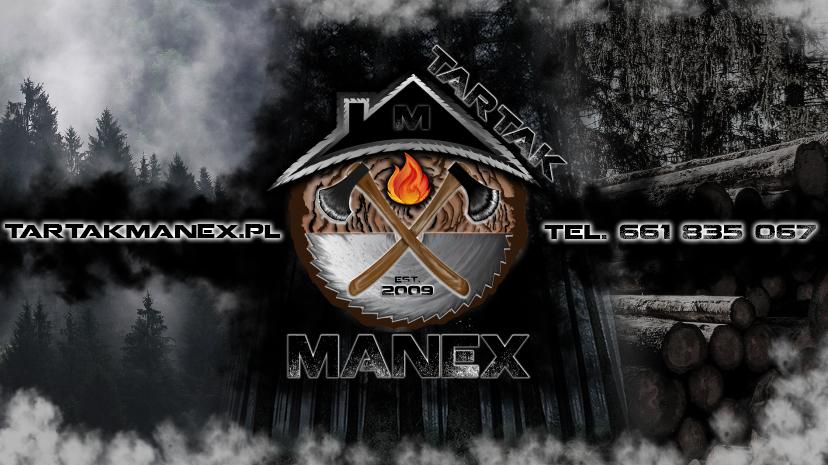 tartak manex - projkety graficzne facebook